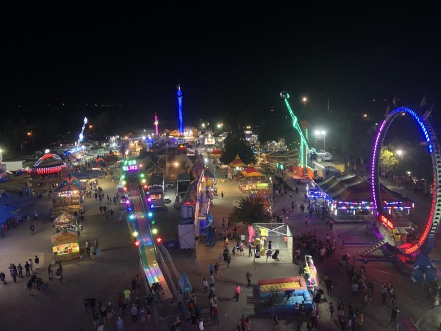 The 127th annual Comal County Fair will kick off on Sept. 22. (Courtesy Comal County Fair Association)