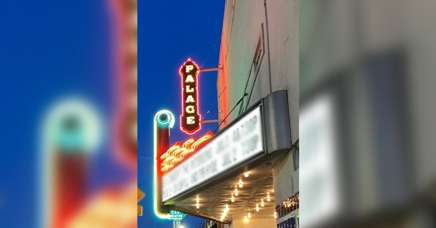 """Palace Arts Center will be showing """"The Egg & I"""", a 1947 romantic comedy, on Sept. 3. (Courtesy Grapevine Convention & Visitors Bureau)"""