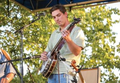 The 16th annual Bluegrass Festival on Oct. 1-2 will feature live music, food trucks, beer vendors, craft vendors and more. (Courtesy city of Leander)