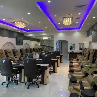 Oasis Nail Spa on Aug. 27 opened its location on Broadway Street in Pearland. (Courtesy Oasis Nail Spa)