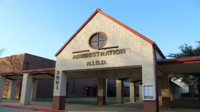 Northwest ISD Superintendent Ryder Warren discussed transportation issues the district is facing in a Facebook Live update on Sept. 7. (Kira Lovell/Community Impact Newspaper)