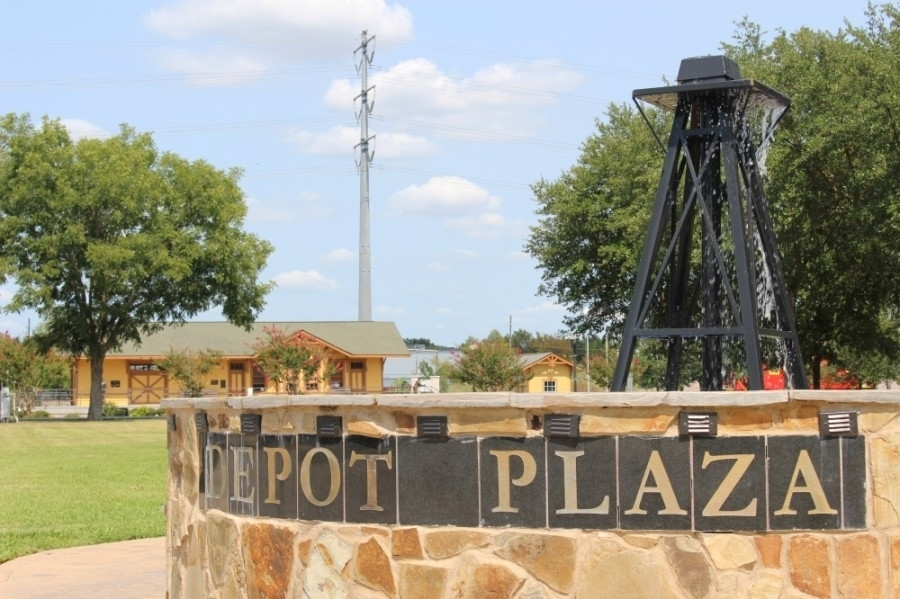 The city of Tomball will be commemorating the 20th anniversary of 9/11 at The Depot Plaza. (Anna Lotz/Community Impact Newspaper)