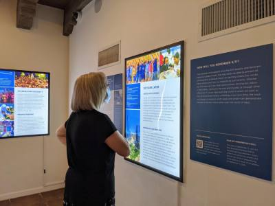 The Chandler Museum is presenting a limited-time poster exhibition curated by the 9/11 Memorial & Museum in New York in remembrance of the 20th anniversary of the terrorist attacks that shook the nation.(Courtesy city of Chandler)
