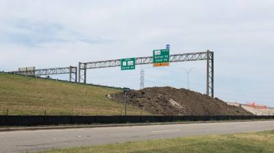 The project is partially funded by Endeavor Real Estate, which owns developments in The Domain and Domain Northside. (Benton Graham/Community Impact Newspaper)