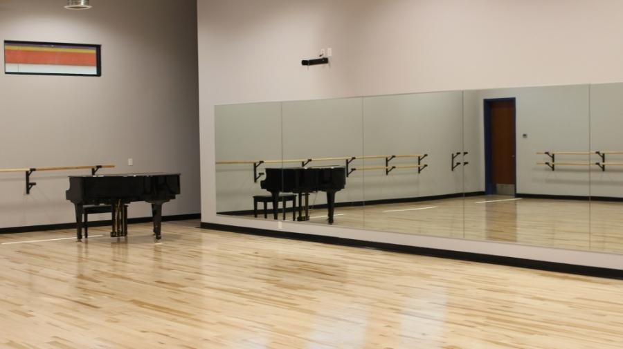 INSPIRE Entertainment dance studio