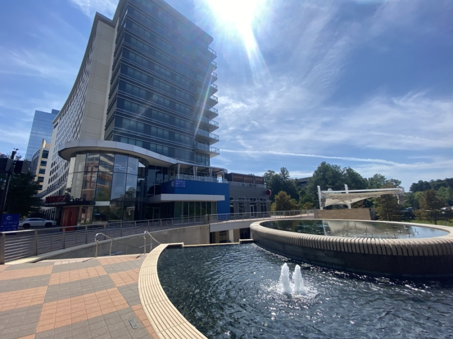 Community forums in The Woodlands will be held in locations including The Woodlands Waterway Marriott Hotel and Convention Center. (Ally Bolender/Community Impact Newspaper)