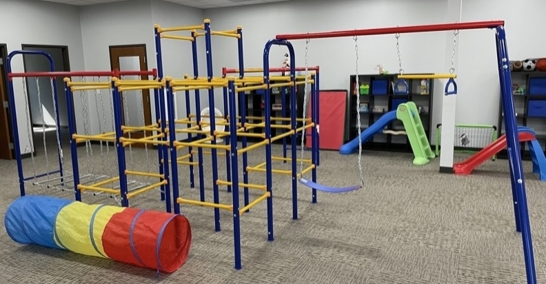 The new 6,100-square-foot facility offers assessment and therapy options, including Applied Behavior Therapy, for children on the Autism spectrum. (Courtesy Action Behavior Centers)