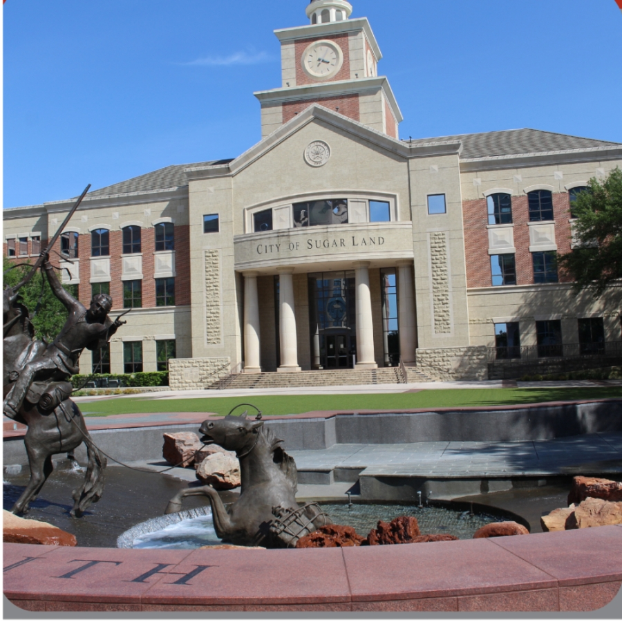 City of Sugar Land city offices closed at 3 p.m. on Sept. 13. (Claire Shoop/Community Impact News)