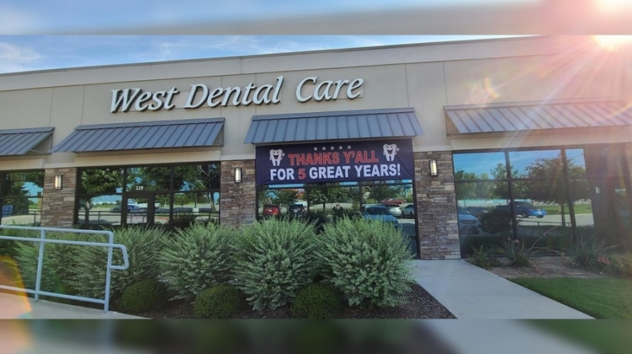 West Dental Care in Roanoke is the private practice of Dr. Randy West. (Courtesy West Dental Care)