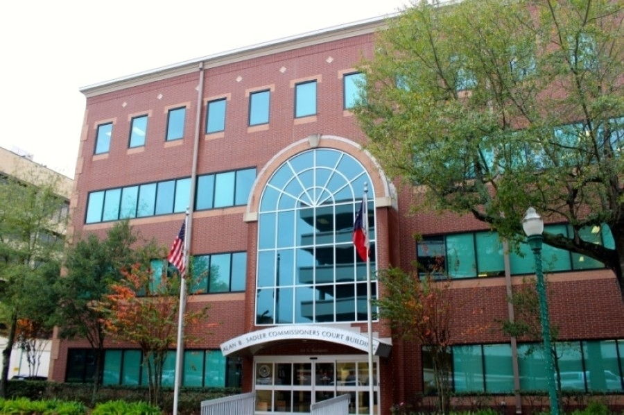 Montgomery County discussed coronavirus case counts during a Sept. 14 meeting. (Ben Thompson/Community Impact Newspaper)