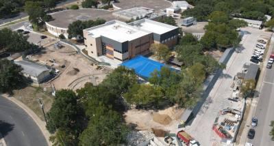 Hill Elementary renovations
