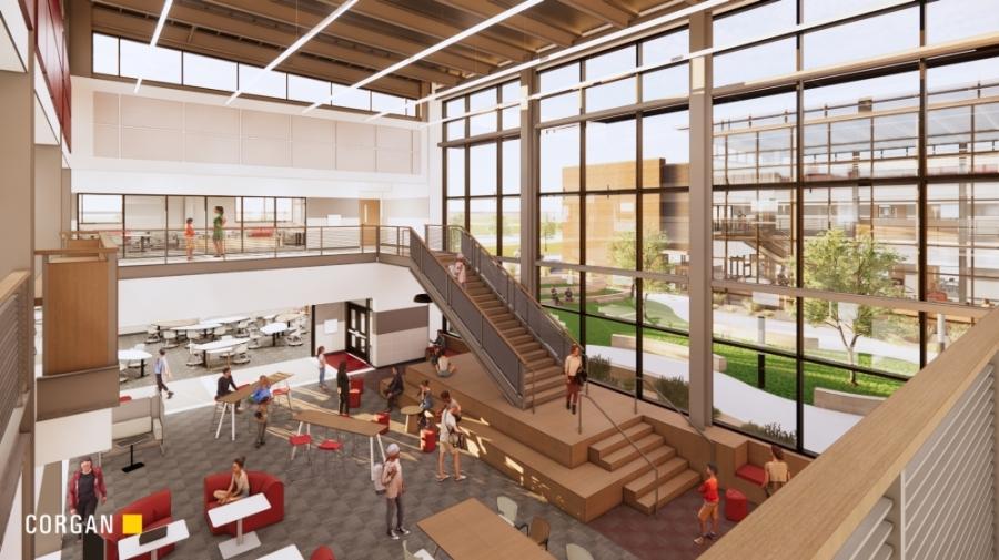 indoor rendering