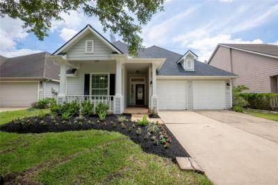 At 2,011 square feet, and with three bedrooms and two bathrooms, 1007 Laurel Green Road sold for between $250,001-$285,000 on July 15. (Courtesy Houston Association of Realtors)