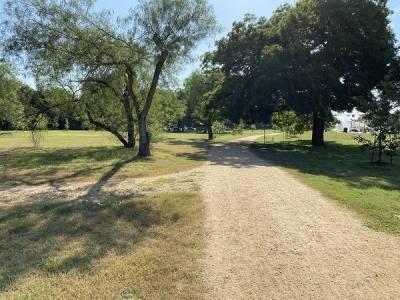 The Davis/White Park trail will be improved through the Neighborhood Partnering Program. (Courtesy Austin Public Works Department)