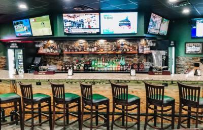 Lambeau's Sports Bar & Grill is now open. (Courtesy Lambeau's Sports Bar & Grill)