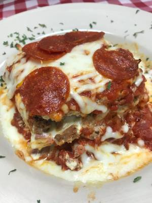 Houston restaurant Lasagna House will be celebrating its 79th anniversary on Sept. 27 with a community event. (Courtesy Matt Vernon)
