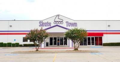 SkateTown first opened in June 1997. (Courtesy SkateTown)