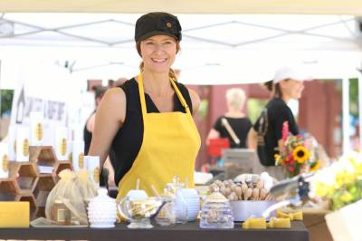 The Downtown Chandler Farmers Market will return to Dr. A.J. Chandler Park West beginning Oct. 2, according to a news release from the Downtown Chandler Community Partnership. (Courtesy Downtown Chandler Community Partnership)