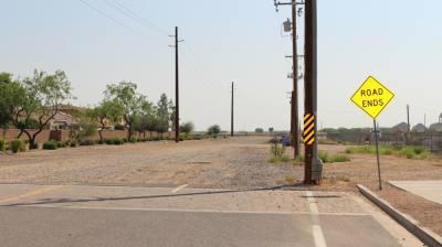 Ocotillo Road