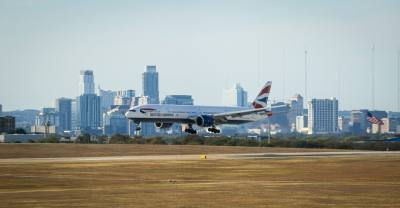 Flights between Austin-Bergstrom International Airport and London-Heathrow will resume Oct. 13 for the first time in 17 months. (Courtesy Austin-Bergstrom International Airport)