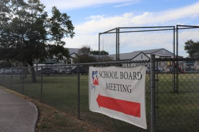The next Hays CISD meeting will be on Oct. 18 at 5:30 p.m. in the Historic Buda Elementary Campus, 300 N San Marcos St., Buda. (Zara Flores/Community Impact Newspaper).