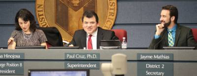 District Superintendent Paul Cruz announced Dec. 19 which schools will be frozen to transfers for the 2017-18 school year.