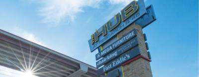 New businesses are opening at The Hub at Research & 45 plaza, part of new growth at the SH 45 and Toll 183A area.