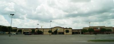 San Marcos' Springtown Center has its first new tenants since being purchased by Endeavor Real Estate in 2014. An entertainment complex featuring a movie theater and bowling alley is slated to open by late summer 2016. A Gold's Gym is also under construction at the site.
