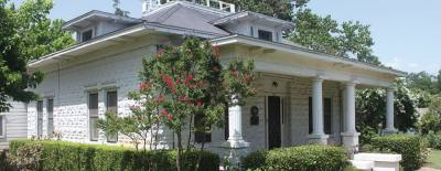 The Bidault House is the only existing home in Colleyville that has a Texas historical marker.