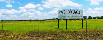 Austin Community Collegeu2019s 100-acre lot at the corner of Hero Way and Toll 183A in Leander is slated for a new campus, which is expected to open in summer 2018 and offer general education classes.