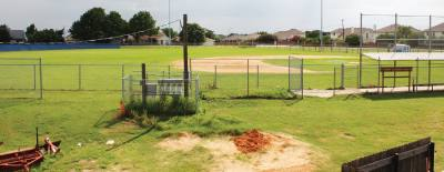 Pflugerville Little League is self-funded and runs 45 baseball and softball teams. The leagueu2019s complex off Immanuel Road needs repairs and more practice space, league officials said.