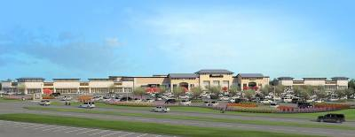 The 59,000-square-foot Randalls store will anchor the Crystal Falls Town Center plaza, which will include strip retail, a gas station and two restaurants.