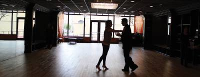 The studio offers individual lessons catered to a danceru2019s needs.