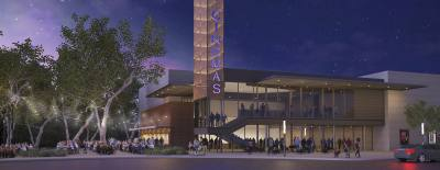 Sky Cinemas, from the creators of Violet Crown Cinema, is the first anchor tenant to be announced for Belterra Village, a 90-acre mixed-use development in Southwest Austin east of Dripping Springs.