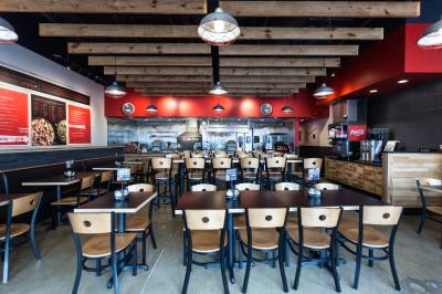 The Pflugerville location of Pie Five Pizza opened May 27.