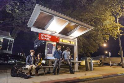 Capital Metro is planning to build eight stop pairs for a total of 16 new stations along its Capital MetroRapid bus routes.