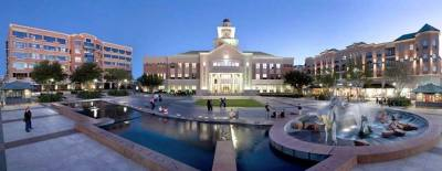 Sugar Land City Hall is located at 2700 N. Town Center Blvd.