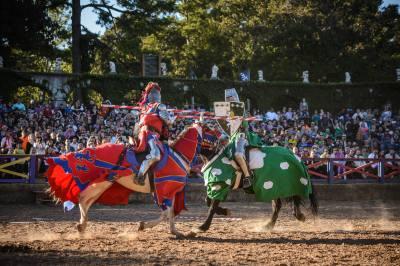 The 42nd annual Texas Renaissance Festival runs Oct. 8-Nov. 27 in Todd Mission.