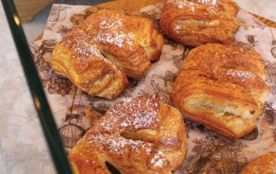 Manuelu2019s wife, Fatima, is the pastry chef and makes a variety of pastries and breads.