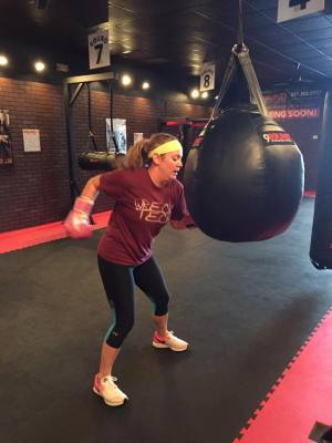 9Round offers 30 minute workouts focused on boxing exercises.