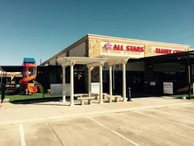 All Stars Family Grill in Katy under new management