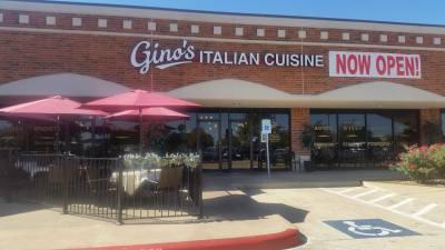 Gino's Italian Cuisine celebrates one year in Cedar Park