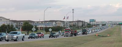 Increased traffic on Segment D of the Grand Parkway, a 17.4-mile stretch that runs from Hwy. 59 to I-10, has caused TxDOT to consider adding feeder roads to the segment. Completed in 1994, Segment D is the original piece of the Grand Parkway.