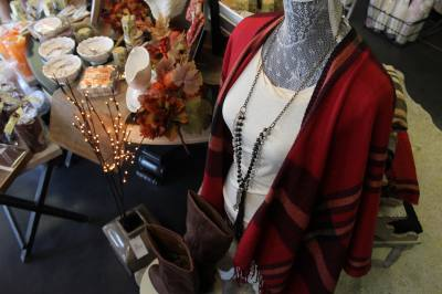 Cedar Park's Grit and Grace Boutique to celebrate one-year with anniversary event, Nov. 5