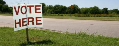 Early voting continues through Friday, Nov. 4 from 7 a.m.-7 p.m. each day. Election Day is Nov. 8.