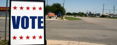 Early voting in the November 2016 election begins Oct. 24. Election Day is Nov. 8.