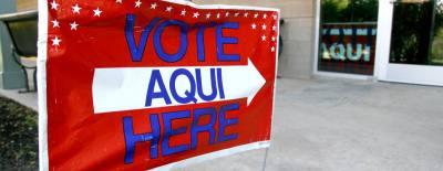 Nov. 7 polls closed in Williamson County at 7 p.m.