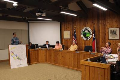 After a public hearing Wednesday, West Lake Hills City Council passed a short-term rental ordinance.