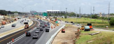 The northbound section of the MoPac express lane will open the weekend of Oct. 15-16.