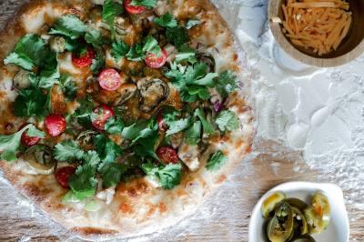 Aviator Pizza & Brew Company will celebrate one year in business Saturday, Dec. 16.